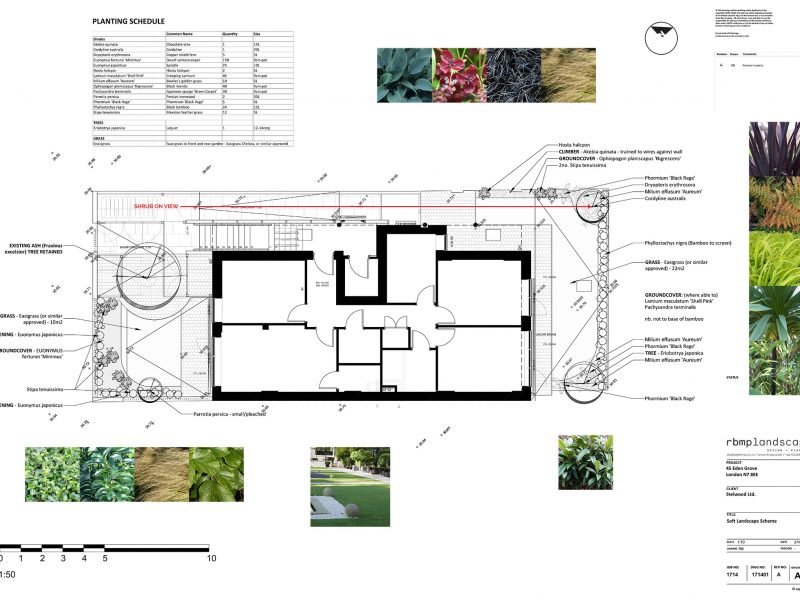Image of Eden Grove Landscape Design Plan